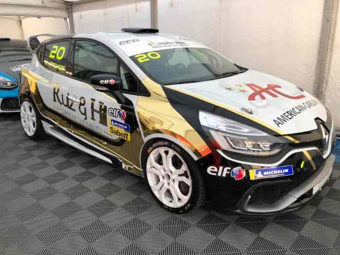 CLIO IV CUP X98 0