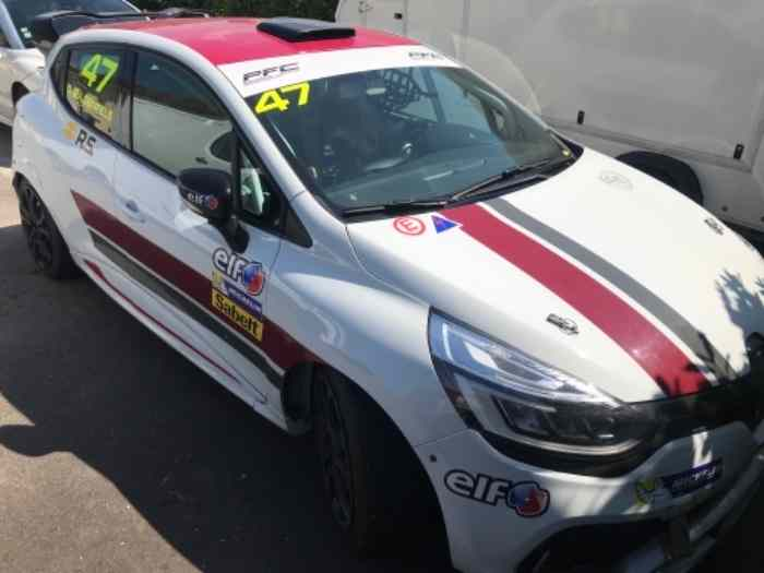 CLIO CUP CHAMPIONNE DE FRANCE JUNIOR 2...