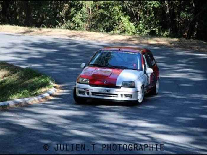 Clio williams FN3