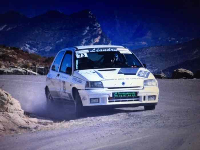 Belle Clio Williams top n3