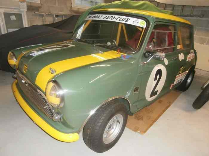 Austin Mini Cooper Mk1 De 1967 1000cc Pièces Et Voitures De