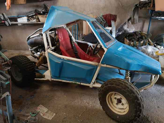 Kart cross Loisir