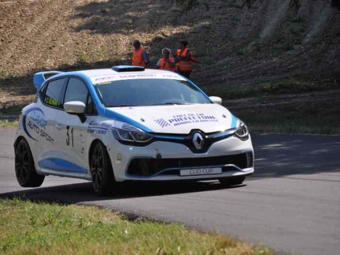 Clio 4 cup