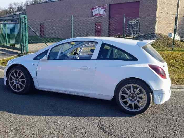 Opel Corsa F2000 / reprise possible Kit Car - F2000 0