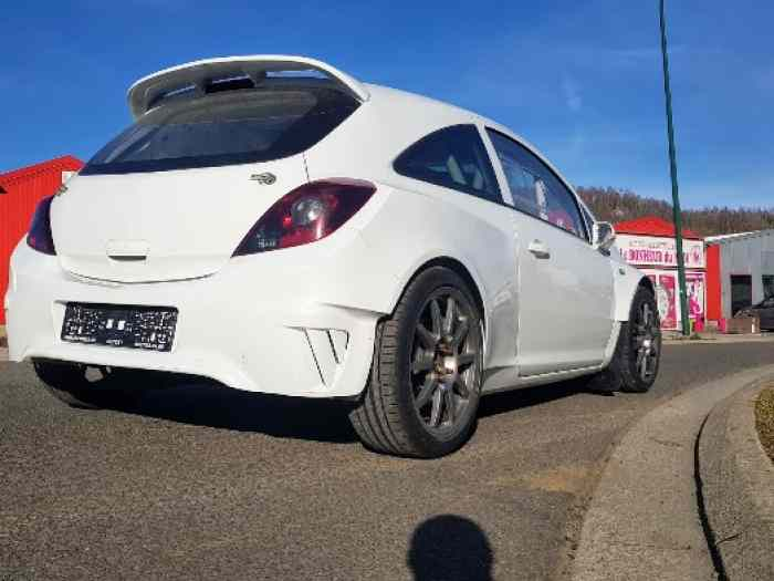 Opel Corsa F2000 / reprise possible Kit Car - F2000 4