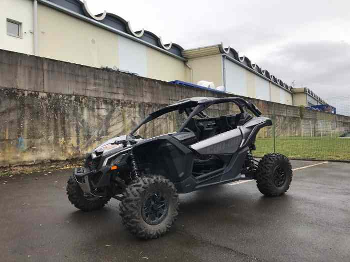 SSV CAN-AM Maverick X3 XRS 2018 Turbo ...