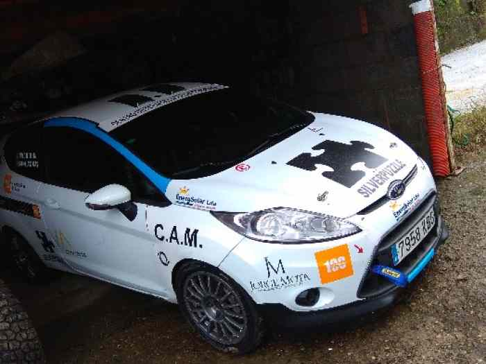 ford fiesta r200 msport