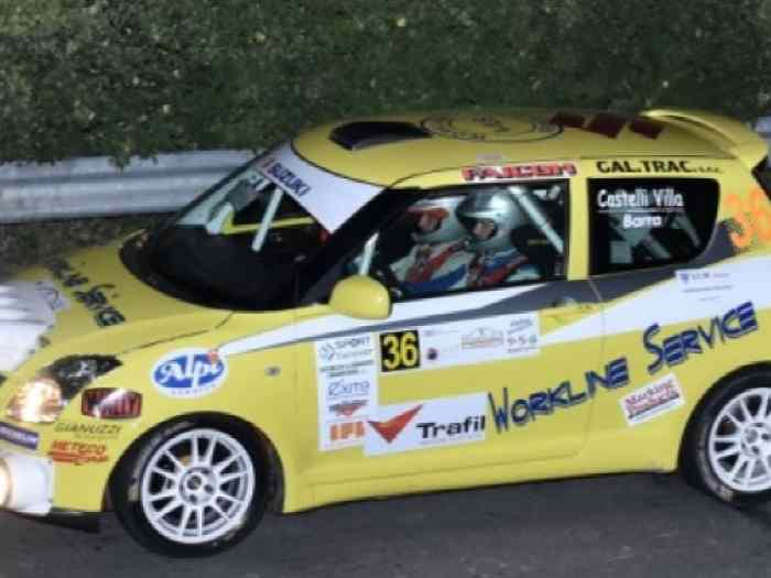 Suzuki Swift R2B