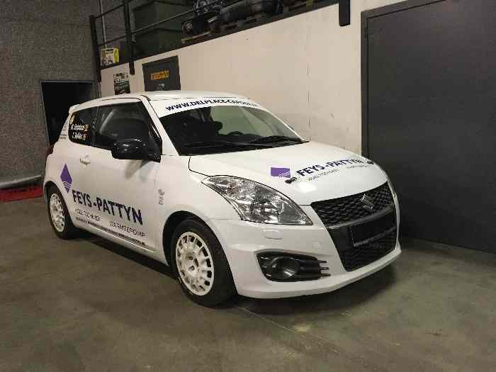 Suzuki Swift Sport 1.6 Group N Rally 0