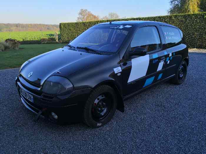 Clio 2 RS 172ch
