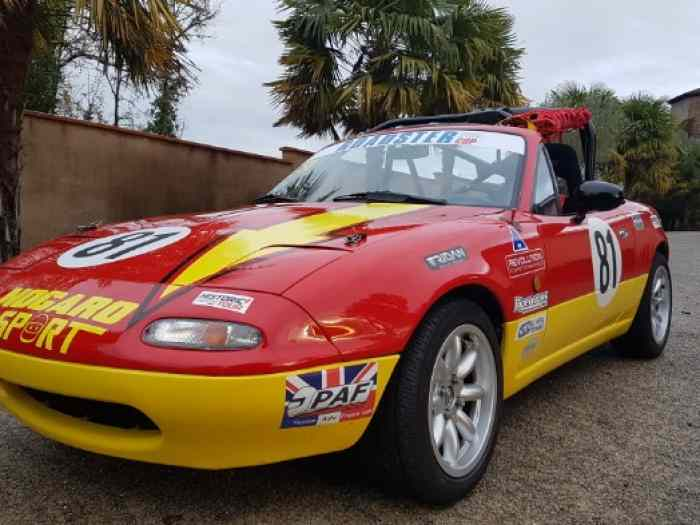 Mazda MX5 ROADSTER PRO CUP