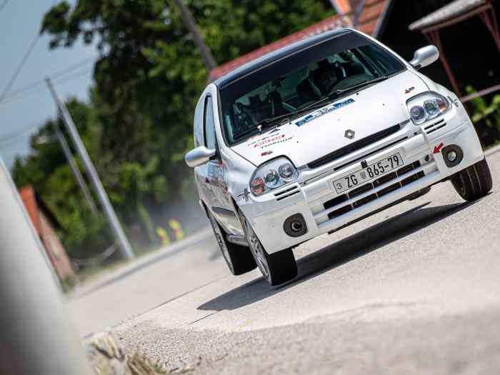 Renault Clio 2 RS Gr A