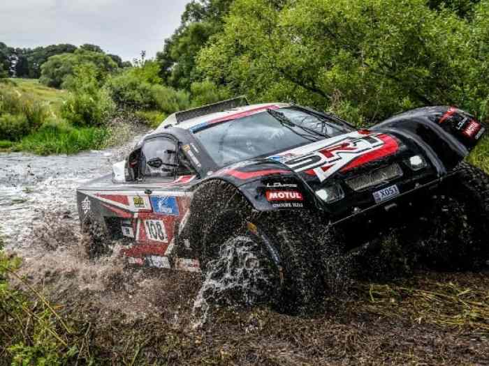 Buggy rally raid SRT