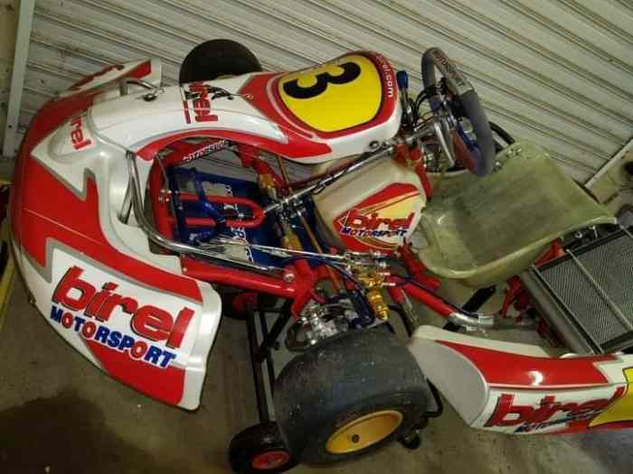 Karting birel 125 KZ