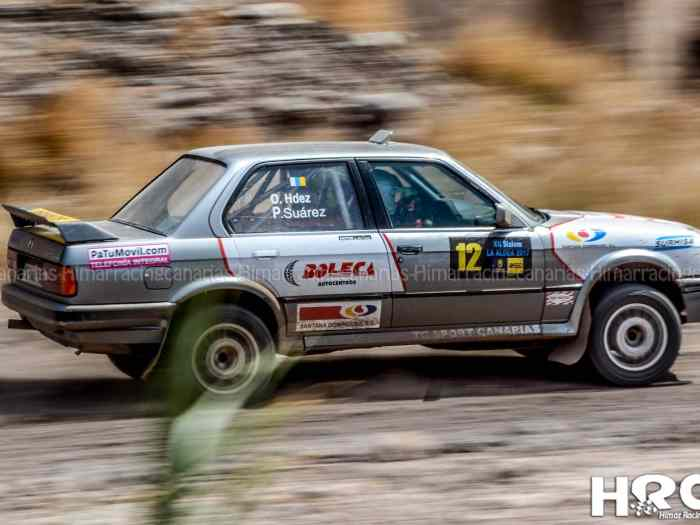 BMW 325ix E30 - Gravel Rally