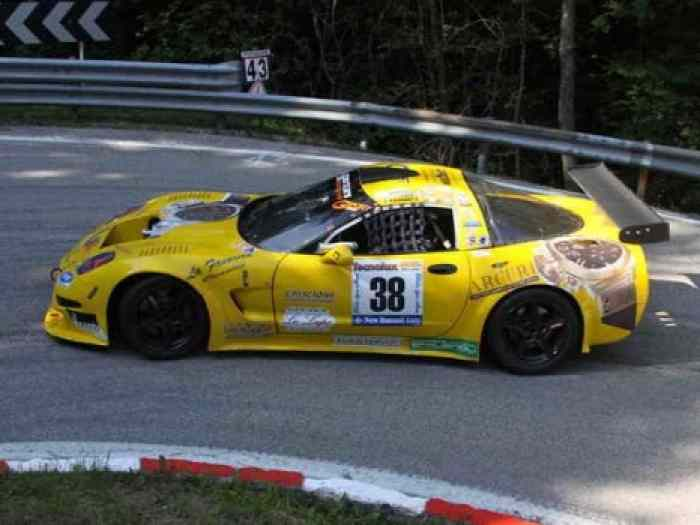 VENDS Corvette C5-R E2Sh ex GT1 offici...