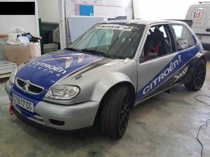 Citroen Saxo Kit Car (Replique)