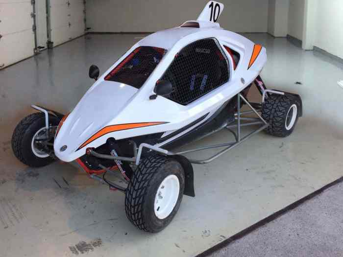 Kartcross Speed car
