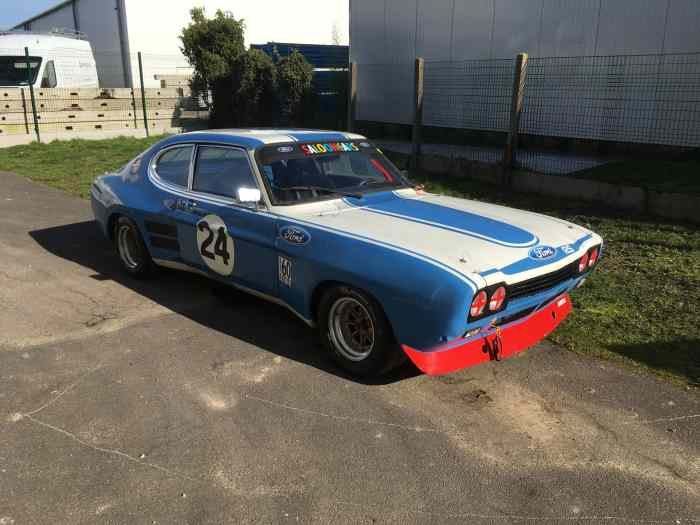Ford Capri 2600 RS groupe 2 (Réplica)
