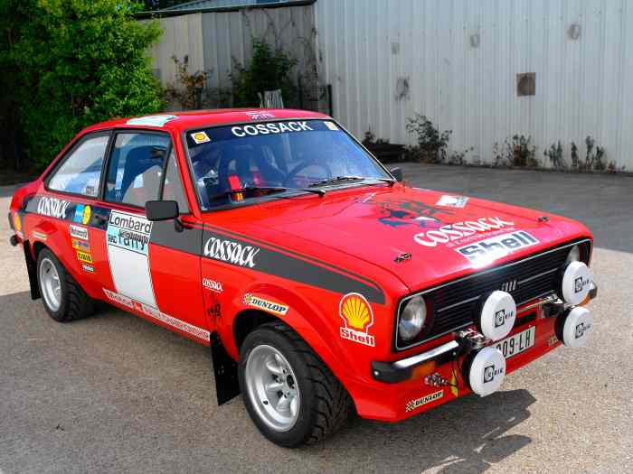 FORD ESCORT RS 2000 GR 2
