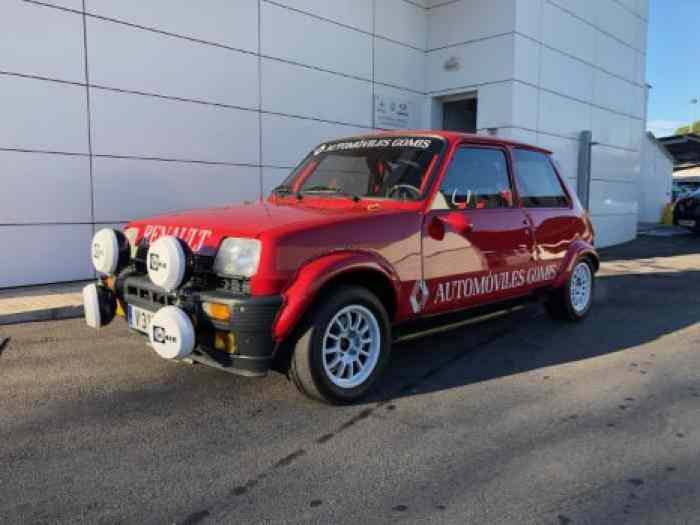 Renault 5 Alpine Turbo 0