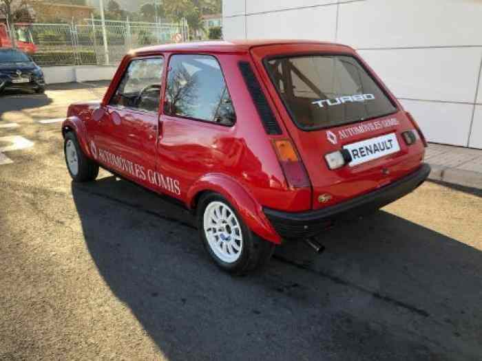 Renault 5 Alpine Turbo 4
