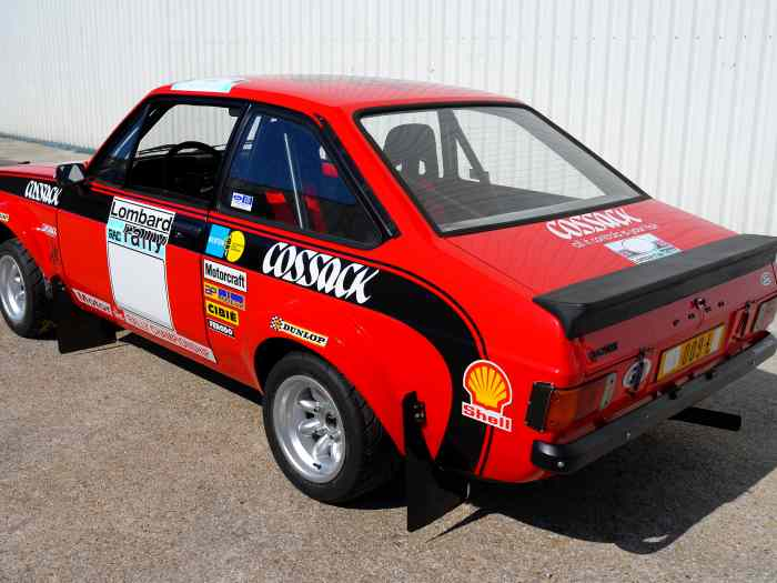 FORD ESCORT RS 2000 GR 2 5