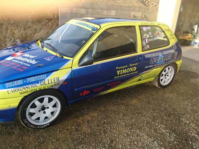 Clio Williams GRA