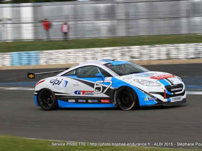 RCZ RACING CUP, CHASSIS N°26, 2012 1