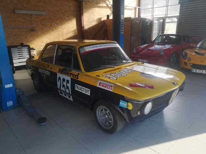 bmw 2002 tii gr2 reprise possible