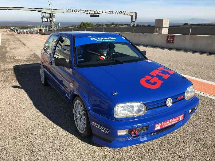 VW GOLF 3 GTI 16S 2 LITRES MAXI GROUPE...