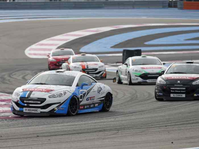 RCZ RACING CUP, CHASSIS N°26, 2012 2