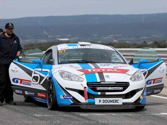 RCZ RACING CUP, CHASSIS N°26, 2012 4