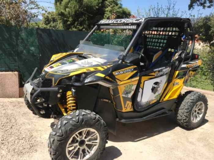 Can am Maverick XRS 1000 full options