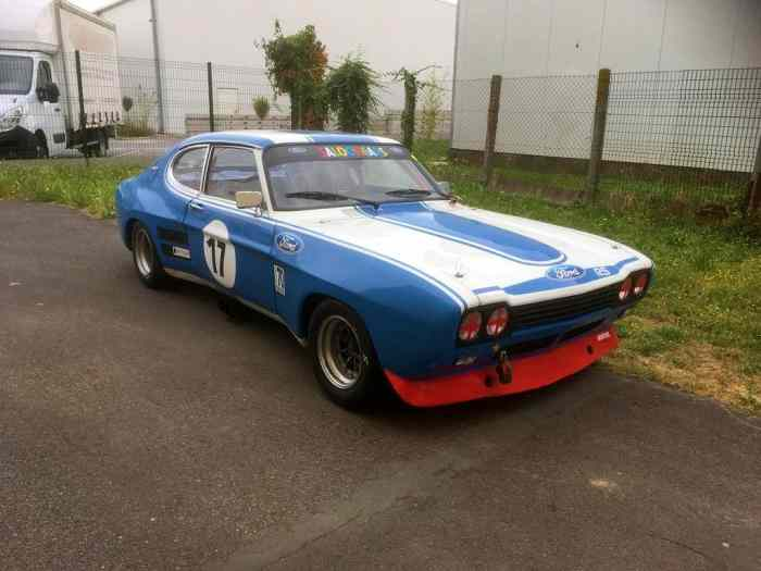 Ford Capri 2600 RS groupe 2 (Réplica) ...