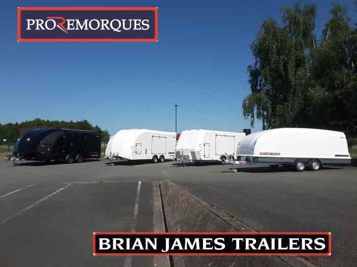 REMORQUE BRIAN JAMES Race Sport EN STO...