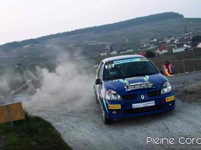 Clio 2 rs A7 possible repassage N3 2