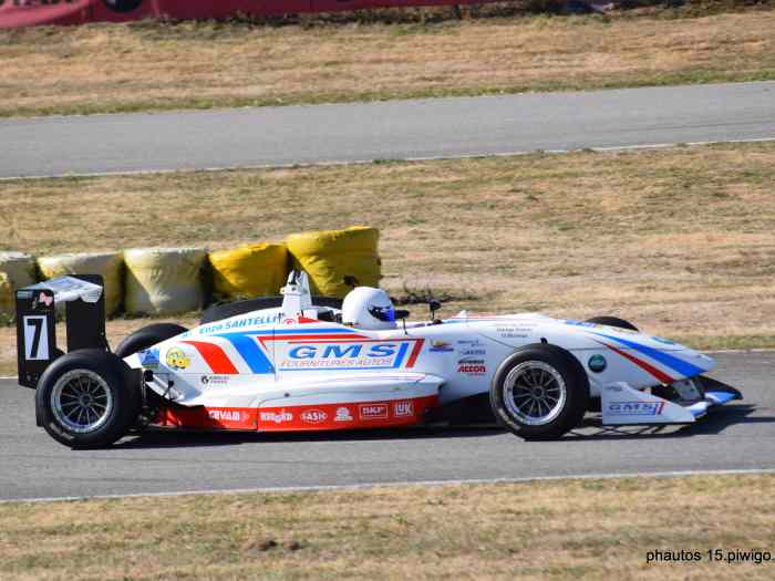 vds f3  dallara 399  reprise f3 recent...