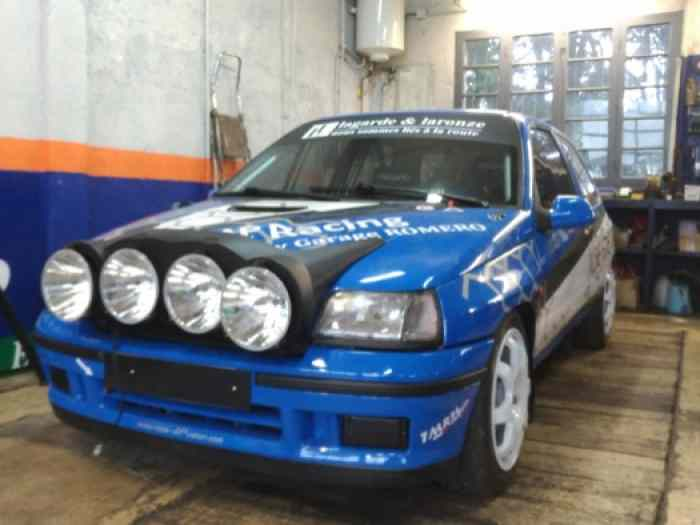 Vendu Clio williams Groupe A