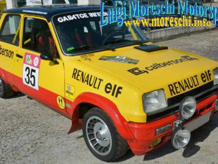 Renault R5 Alpine Rally Gr A