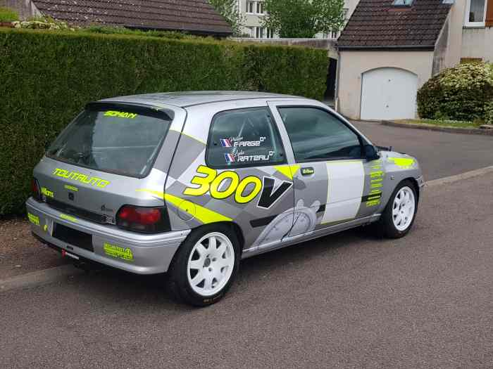 Clio williams A7