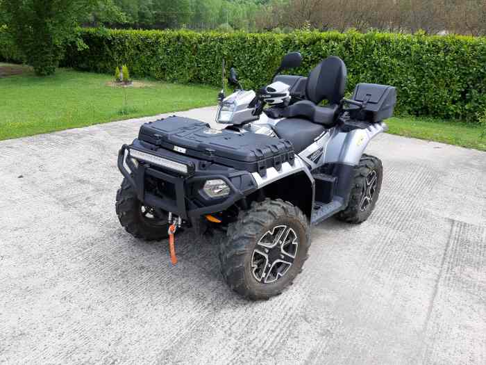 Polaris 1000 sportsman touring