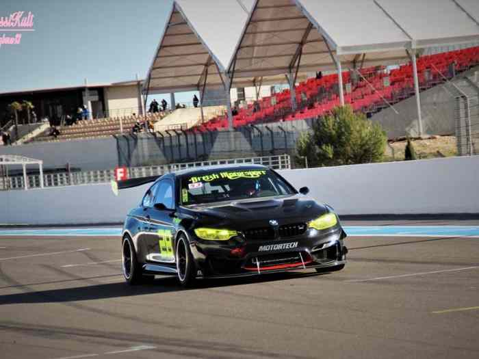 BMW M4 Race car / Trackday car Passepo...