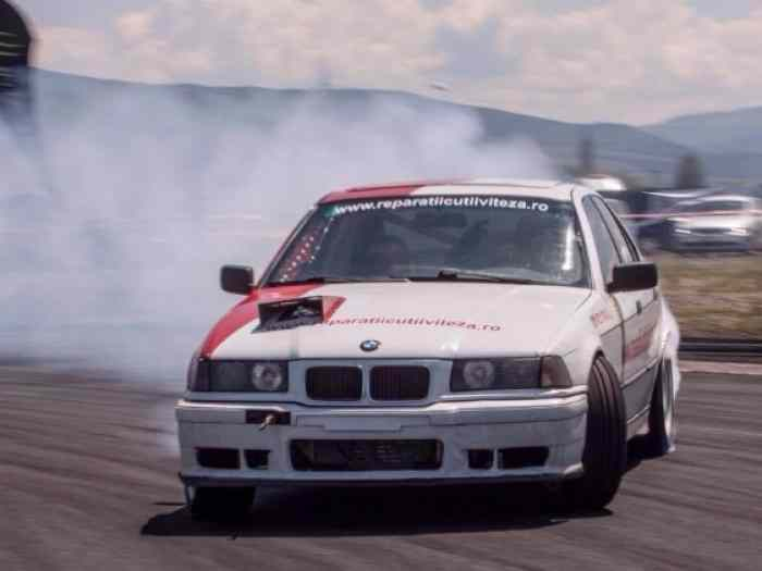 Bmw 328 turbo-drift car