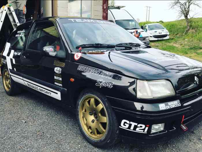Clio Williams n3 urgent
