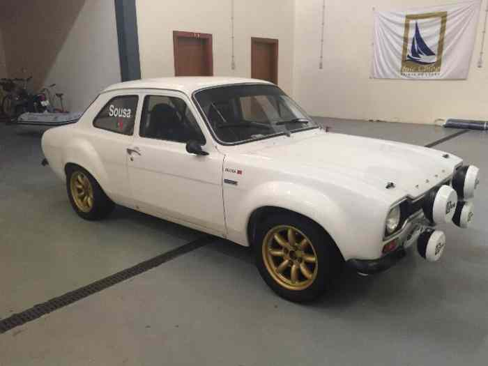 Ford Escort MKI RS1600  vente ou excha...