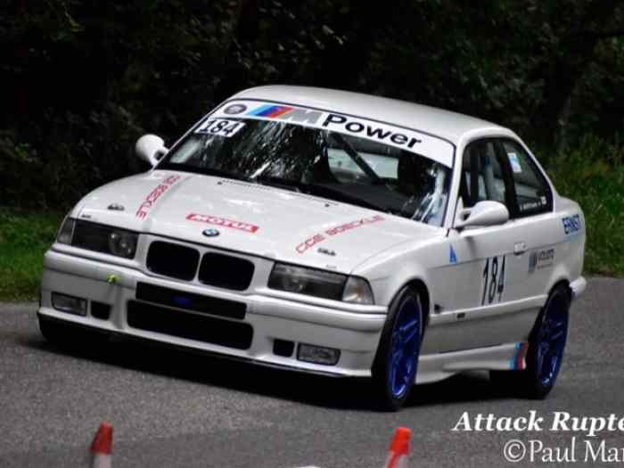 Bmw M3 e36 groupe N