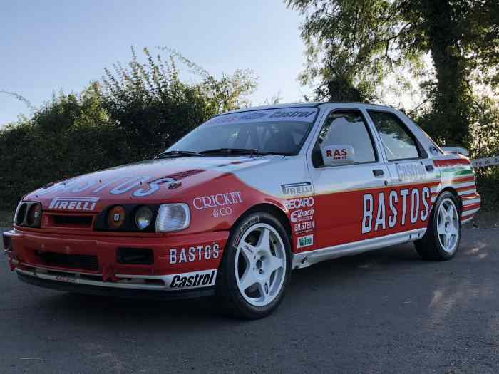 Sierra cosworth maxi groupe a avec pth