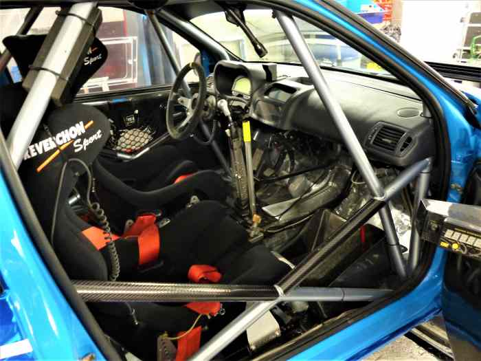 RENAULT CLIO S1600/ F2000 MAXI KIT CAR ( EX REMY RISALETTO) THE BEST CLIO IN THE WORLD !!!!!!! 4