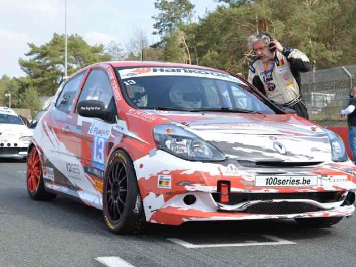 TOP CLIO 3 EVO CIRCUIT 1